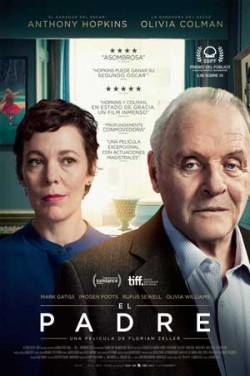 Película El padre hoy en cartelera en Cines Cristal de Lugo