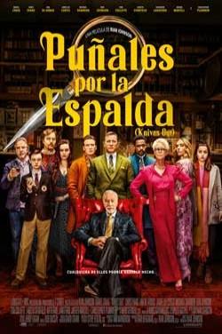Película Puñales por la espalda hoy en cartelera en Cines Cristal de Lugo