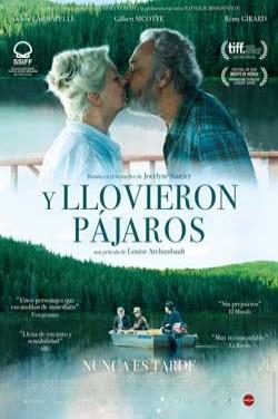 Película Y llovieron pájaros en Cines Cristal Lugo