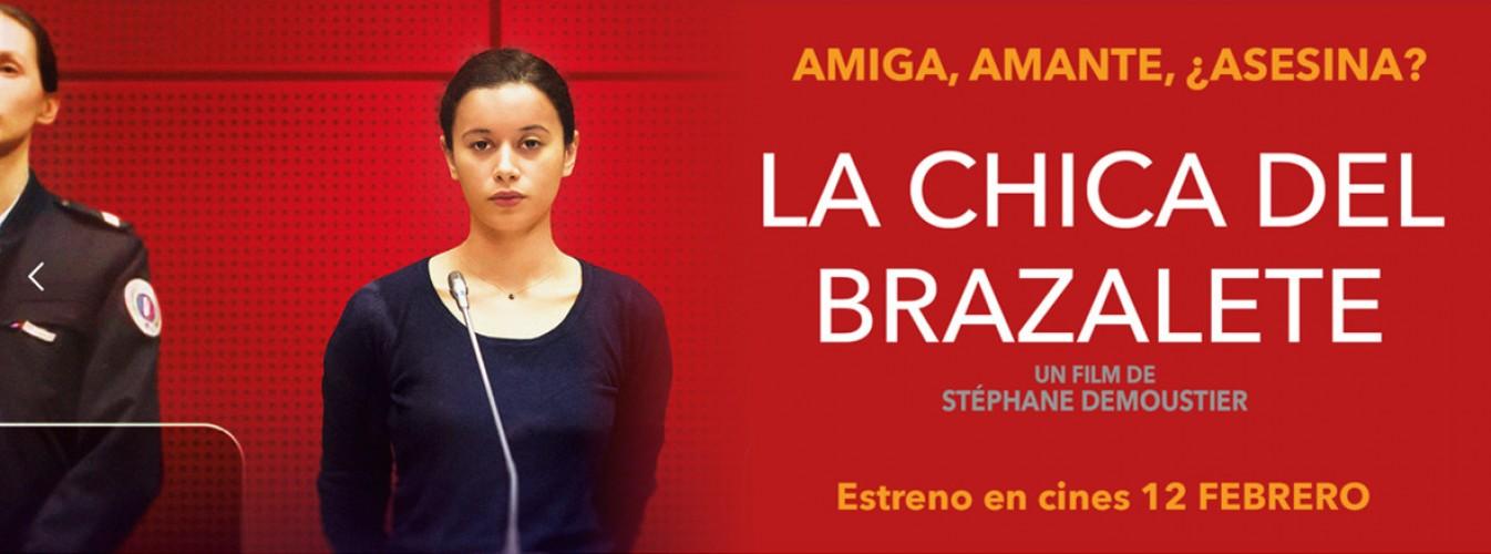 Película destacada La chica del brazalete en Cines Cristal de Lugo