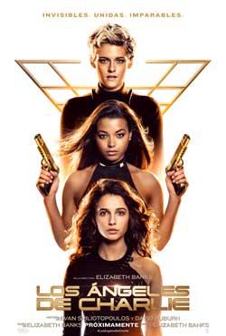 Película Los ángeles de Charlie hoy en cartelera en Cines Cristal de Lugo