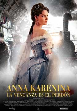 Película Anna Karenina, la venganza es el perdón en Cines Cristal de Lugo