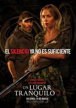 Película Un lugar tranquilo 2 en Cines Cristal Lugo