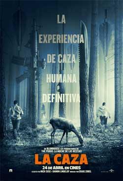 Película La caza en Cines Cristal de Lugo
