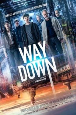Película Way down próximamente en Cines Cristal de Lugo