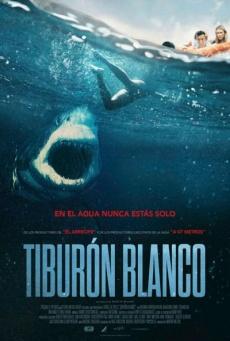 Película Tiburón blanco hoy en cartelera en Cines Cristal de Lugo