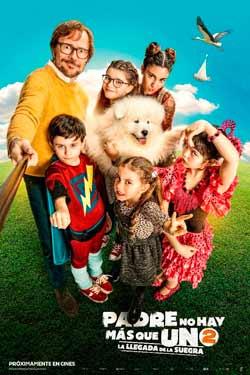 Película Padre no hay más que uno... 2 en Cines Cristal de Lugo