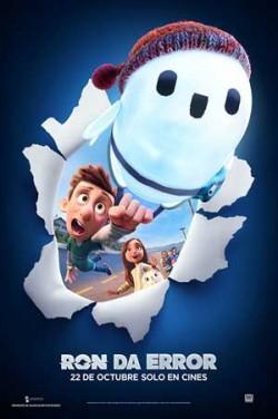 Película Ron da error hoy en cartelera en Cines Cristal de Lugo