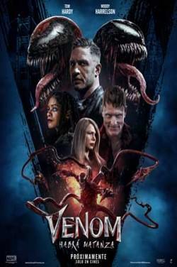 Película Venom: Habrá matanza hoy en cartelera en Cines Cristal de Lugo