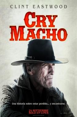 Película Cry Macho en Cines Cristal Lugo