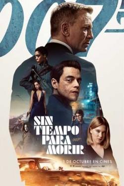 Película Sin tiempo para morir en Cines Cristal Lugo
