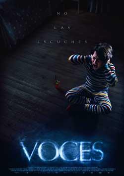 Película Voces en Cines Cristal de Lugo