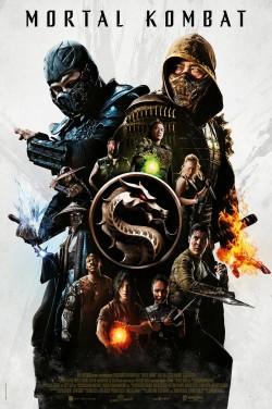 Película Mortal Kombat hoy en cartelera en Cines Cristal de Lugo