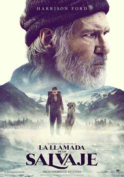 Película La llamada de lo salvaje en Cines Cristal de Lugo
