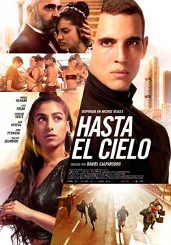 Película Hasta el cielo hoy en cartelera en Cines Cristal de Lugo