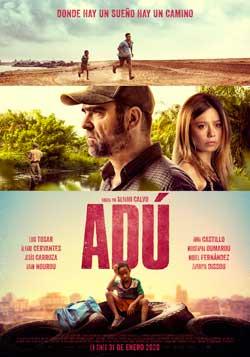 Película Adú en Cines Cristal de Lugo