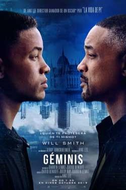 Película Géminis hoy en cartelera en Cines Cristal de Lugo