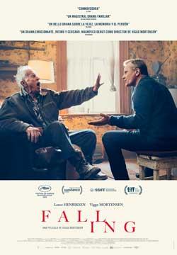 Película Falling hoy en cartelera en Cines Cristal de Lugo