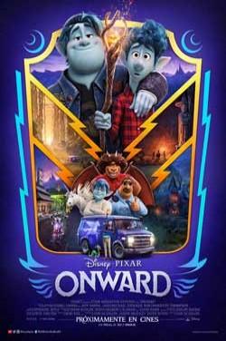 Película Onward hoy en cartelera en Cines Cristal de Lugo