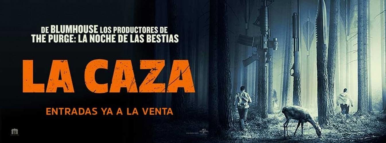 Película destacada La caza en Cines Cristal de Lugo