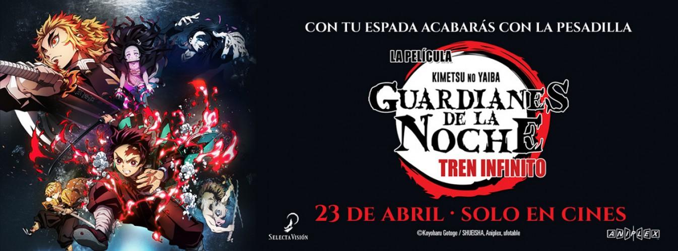 Película destacada Guardianes de la noche: Tren infinito (V.O.S.E.) en Cines Cristal de Lugo