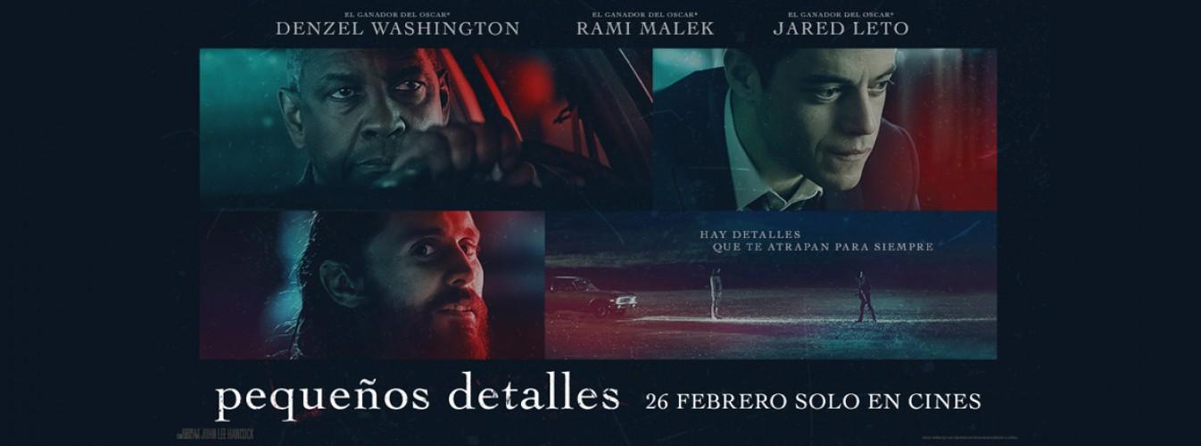 Película destacada Pequeños detalles en Cines Cristal de Lugo