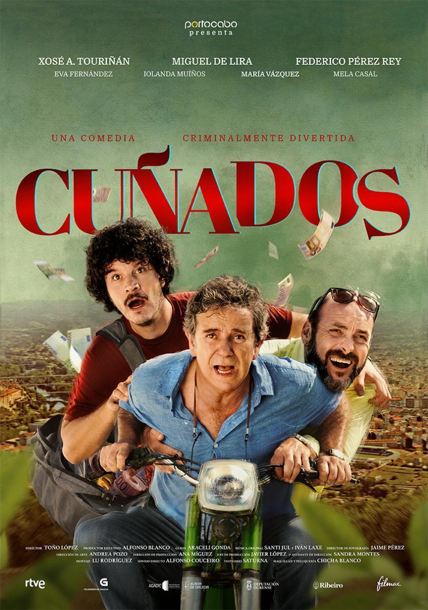 Película Cuñados (V.O.) hoy en cartelera en Cines Cristal de Lugo