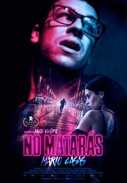 Película No matarás en Cines Cristal de Lugo