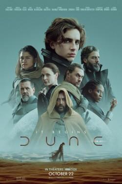 Película Dune en Cines Cristal Lugo