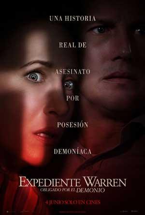 Película Expediente Warren: Obligado por el demonio en Cines Cristal Lugo