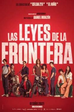 Película Las leyes de la frontera en Cines Cristal Lugo