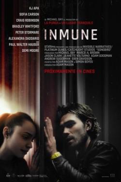 Película Inmune próximamente en Cines Cristal de Lugo
