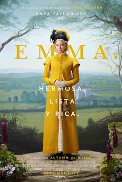 Película Emma en Cines Cristal de Lugo