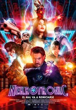 Película Nekrotronic en Cines Cristal de Lugo