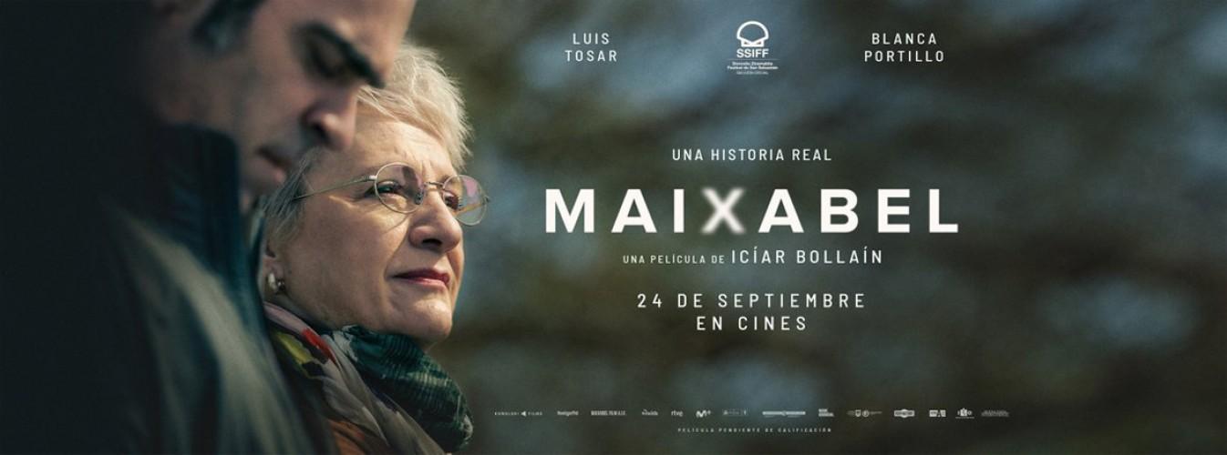 Película destacada Maixabel en Cines Cristal de Lugo