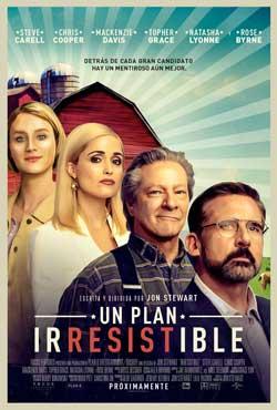 Película Un plan irresistible en Cines Cristal de Lugo