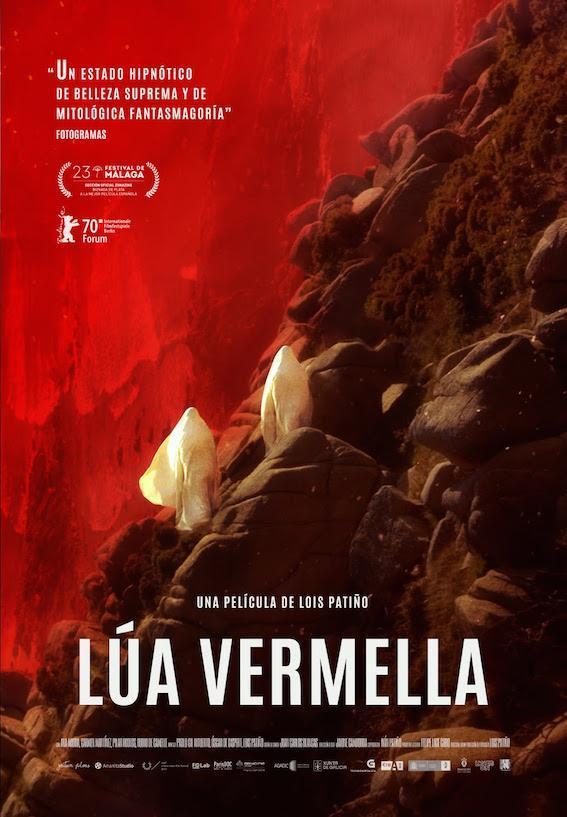 Película Lúa Vermella en Cines Cristal de Lugo
