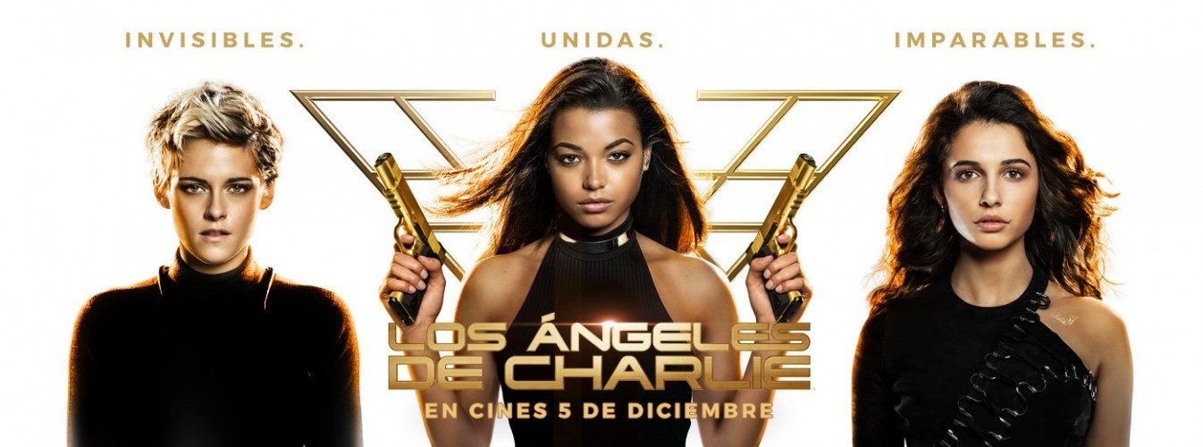 Película destacada Los ángeles de Charlie en Cines Cristal de Lugo