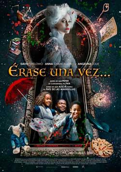 Película Érase una vez... hoy en cartelera en Cines Cristal de Lugo