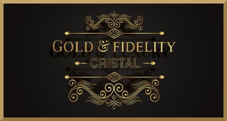 Tarjeta fidelizacion Cristal Gold